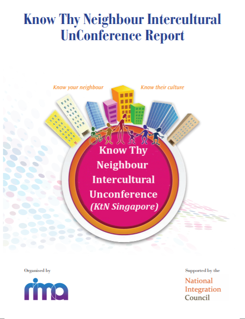 Know thy Neighbour Intercultural UnConference Report