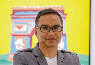 The Alchemy of Curating with Khairuddin Hori